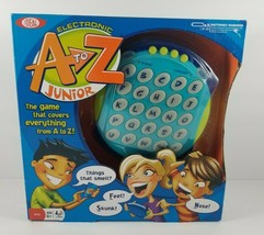 Brand New Electronic A to Z Junior Game Ideal Alex Brand 2014 Ages 6+ Players 2+ - $29.99