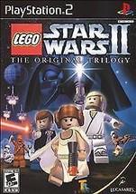 LEGO Star Wars II: The Original Trilogy (Sony PlayStation 2, 2006) - $2.18