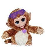 FurReal Friends Baby Cuddles My Giggly Monkey Pet Plush - $565,36 MXN