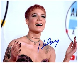 HALSEY  Authentic Autographed Signed 8X10 Photo w/Certificate - 27216 - $65.00