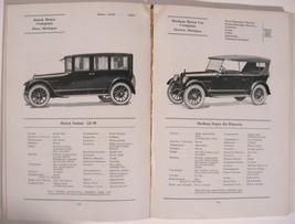 1922 Handbook of Automobiles Hand Book, Cadillac Packard Stutz Auburn Ha... - $117.81