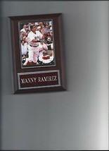 Manny Ramirez Plaque Baseball Boston Red Sox Mlb - $1.97