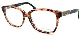 Diesel DL5108 054 Women's Eyeglasses Frames 54-15-140 Red Havana / Gray ... - $79.00