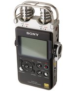 Sony PCMD100 Portable High Resolution Audio/Voice Recorder - $900.00