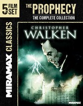Prophecy Collection (Blu Ray) (Ws/Eng/7.1 Dts-Hd/2Discs0