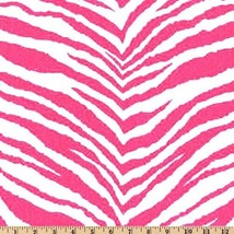 ZEBRA TABLE RUNNER- candy pink, fuchsia, hot pink,  zebra runner,  Weddi... - $9.00