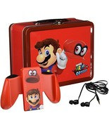 Nintendo Switch Lunch Box Kit - Super Mario Odyssey Hat [video game] - $35.63