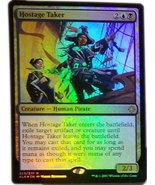 "Magic the Gathering MTG ""Hostage Taker"" Rare Foil Card x1 * NM - $5.48"