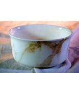 Sasaki Calacatta Light Brown Open Sugar Bowl - $6.29