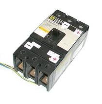 SQUARE D KHF3620022DC2315 3-POLE CIRCUIT BREAKER 200 AMP 500 VAC - $630.01