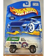 2000 Hot Wheels Collector No #198 FORD BRONCO White w/Chrome RZR Spokes ... - $9.25