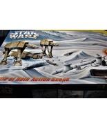 Star Wars - battle of Hoth Action Scene (Model Kit) - $16.95