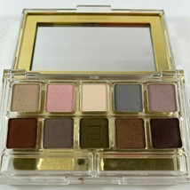 Vintage Estee Lauder Deluxe 10 Pure Color Eyeshadow Palette *RARE SHADES*  - $59.39