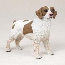 Conversation Concepts Brittany Brown & White Spaniel Standard Figurine - $14.99