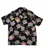 SUN SURF KABUKI MAKE UP Short sleeve aloha shirt hawaiian Size M-XL - $199.99