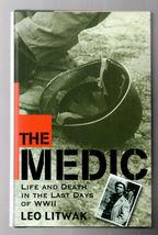 The Medic hardback book, Leo Litwak - $16.00