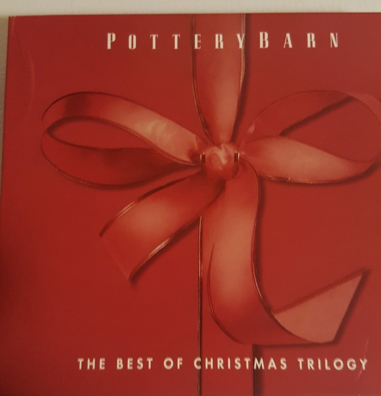 Best of Christmas Trilogy by Pottery Barn 3 Disc Set Cd