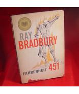 Ray Bradbury FAHRENHEIT 451 signed - $147.00