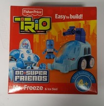 Fisher Price Trio Mr.Freeze & Ice Sled - $19.99