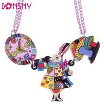 Ock necklace acrylic pendant 2016 news accessories choker collar animal fashion jewelry thumb200