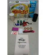 TV MAGIC SHOW SET- As Seen On TV Vintage Mystery Products 1975 Incomplet... - $24.64