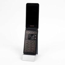 Samsung Galaxy Folder 2 Black Android 6.0.1 SM-G160N Unlocked Single SIM LTE NEW image 1