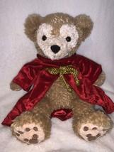 """Walt Disney Duffy Tan Hidden Mickey Teddy Bear 17"""" Plush Stuffed Animal ... - $29.99"""