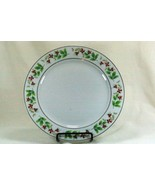 """Royal Norfolk Holly And Berries Christmas Dinner Plate 10"""" - $8.31"""