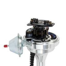 Pro Series R2R Distributor for Oldsmobile SB/BB, V8 Engine Red Cap image 6