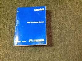 2008 Mazda5 MAZDA 5 Service Repair Shop Workshop Manual FACTORY OEM USED - $98.95