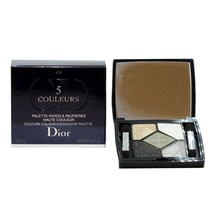 DIOR 5 COULEURS COUTURE COLOUR EYESHADOW PALETTE 6G #454 ROYAL KAKI NIB - $49.90