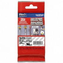 """Brother OEM TZeS141 Black on Clear Tape (3/4"""") - $23.73"""