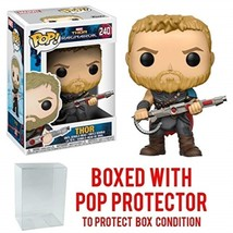 Funko Pop! Marvel: Thor Ragnarok - Thor Gladiator Suit #240  - $24.54