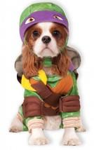 Rubie's Official Pet Dog Costume, Donatello,teenage Mutant Ninja Turtles - - £25.06 GBP