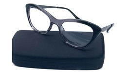 Calvin Klein Women's Grey Crystal Glasses with case CK 5913 081 53mm - $73.99