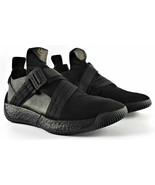 MENS ADIDAS HARDEN LS 2 BUCKLE BASKETBALL SHOES SNEAKERS BLACK  - $85.00