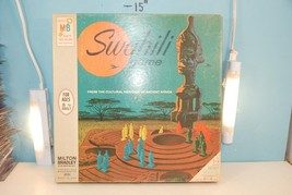 Swahili Game: From the Cultural Heritage of Ancient Africa Milton Bradley 1968 - $47.52