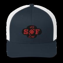 San Francisco Hat / 49ers Hat / Trucker Cap. image 8