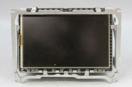 2013 JAGUAR XF XFR INFORMATION DISPLAY SCREEN OEM - $123.74