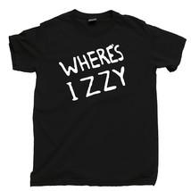 Where's Izzy T Shirt, Don't Cry Guns N Roses 80s 90s Rock Men's Cotton Tee Shirt - $13.99+