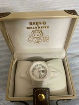 G-SHOCK/CASIO/baby-G/limited edition/BGA-190KT/white/collaboration/Kitty... - $431.65
