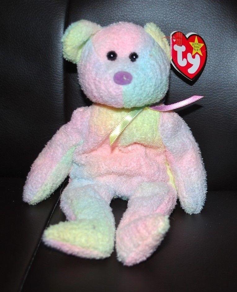 647e0afc01d Ty Beanie Baby Groovy Tye Dye Teddy Bear and similar items. S l1600