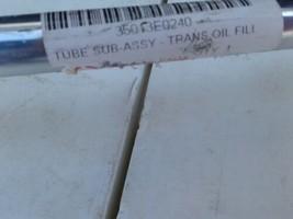 Hino tube assay transmission oil fill 35013E0240 image 2