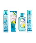 Sheer cotton lemonade deluxe 4 pc set mist cream gel thumbtall