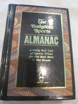 The Bathroom Sports Almanac Daily Roll Call of Sports Trivia for Best Se... - $9.99