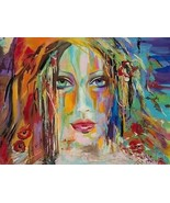 Forever Young Painting by Dalia Kantor - $1,185.00+