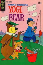 Yogi Bear (Gold Key) #38 FN; Gold Key | save on shipping - details inside - $19.99