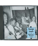 GEORGE LEWIS BAND New Orleans Jazz music CD:● At  Manny's Tavern 1949 ● ... - $9.95