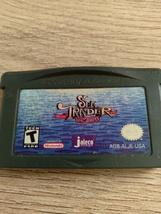 Nintendo Game Boy Advance GBA Sea Trader: The Rise Of Taipan image 2
