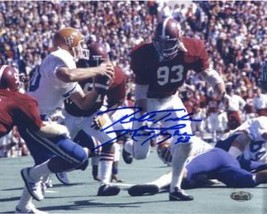 Marty Lyons signed Alabama Crimson Tide 8x10 Photo Roll Tide- Steiner Ho... - $21.95